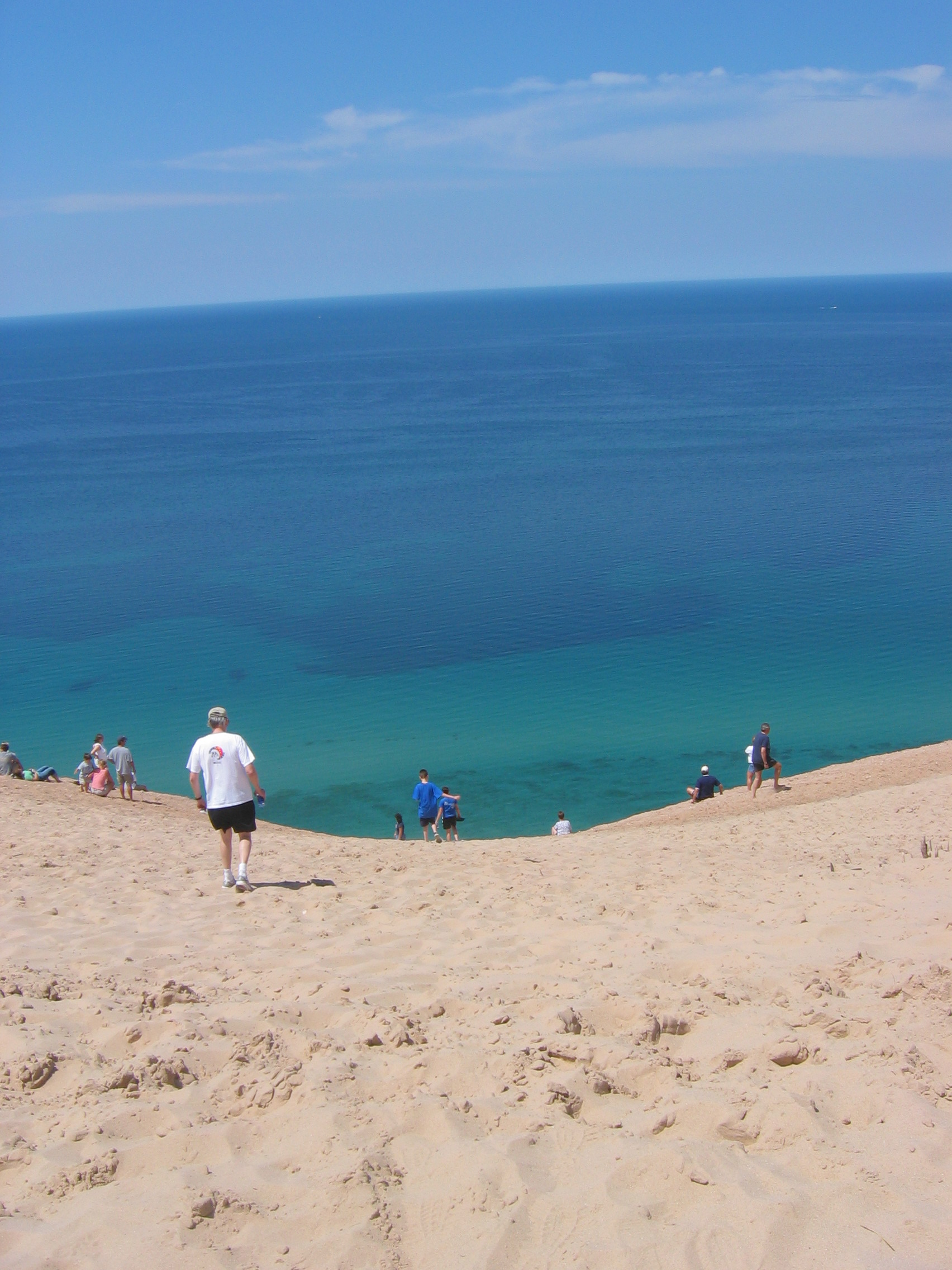 The Edge of the BIG DUNE