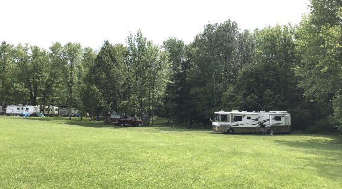 So where are we now? Rock Mtn Bible Camp – NE Pennsylvania