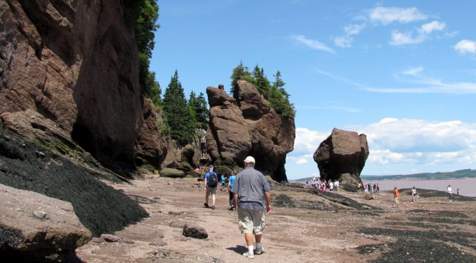 Mondays are for Memories – Bay of Fundy
