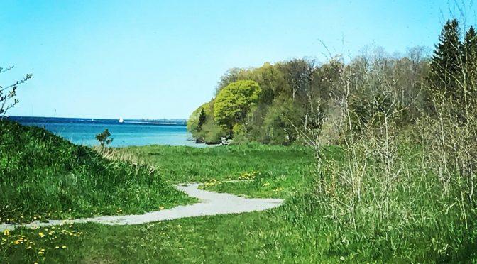 Lake Ontario, Cobourg, Ontario