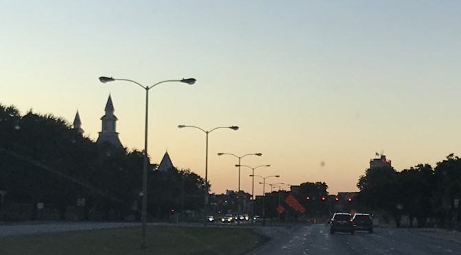 Baylor Skyline