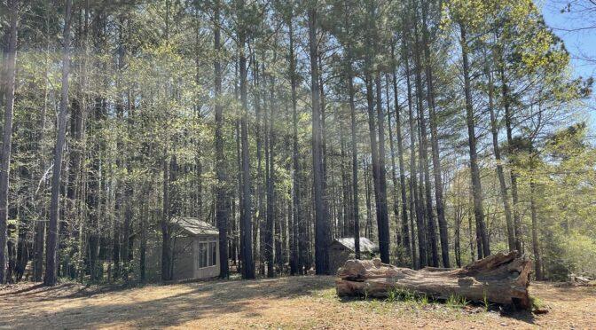 Prayer Cabins
