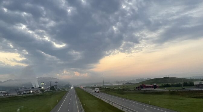 The Road to Oklahoma